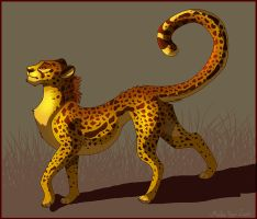 Gepard by tigon