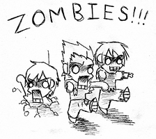 ZOMBIES by Iomma