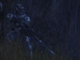 Halo Reach OC: Braid by purpledragon104