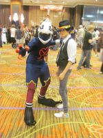 A-kon '12 - Heatless and Reborn by TexConChaser