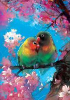 Lovebird by LimKis