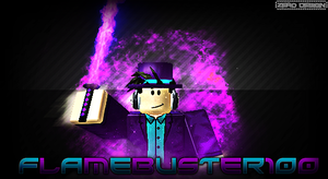 Flamebuster100 Thumbnail by xXZeroMinusXx