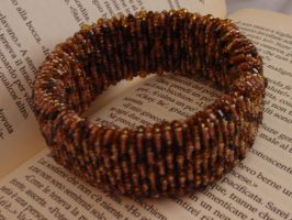 Brown Bracelet by JEricaM