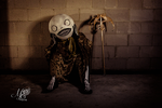 Emil Cosplay by SquallXRoxas