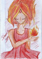 Flame Princess by kiarari