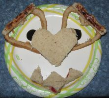 Loving the Fun with Lunch - Sandwich Artistry by technodrumguy