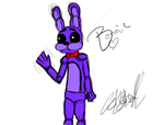 Bonnie!! by My-kitty-whiskers