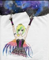 I Withhold The Universe by Starboltz1