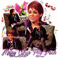 Pack png 192 Miley Cyrus by MichelyResources