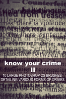 Know Your Crime 2 by geyl