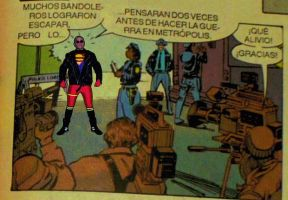 Interview with Superboy by eriksuperboy
