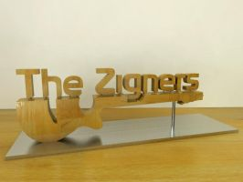 The Zigners Wood Trophy by donnobru