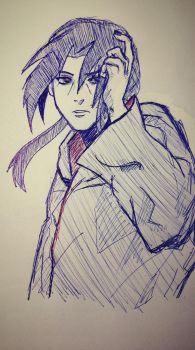 Itachi Sketch by 1121994