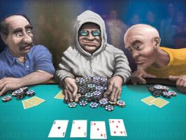 POKER ALL IN by otas32