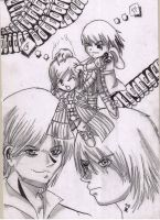 DMC 4 Manga page thing... by onewingedjrocker