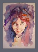 Kate Bush by atreus4971