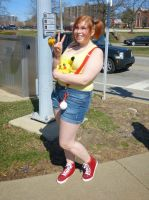 Misty Cosplay by LolitaLibrarian