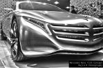 Mercedes-Benz F125 Concept Photo HDR by meanart