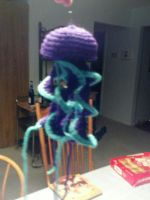 Crochet Jellyfish by nekokoneko92