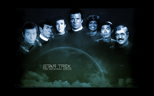 Star Trek The Crew by KadouCreations