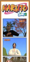 Naruto:The Sims2-introduction- by Razon-Fan