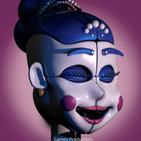 Ballora  WIP (4K) by GamesProduction