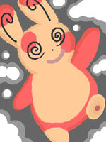Spinda by HappyCrumble