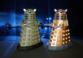 We Are The Daleks by CyberDrone