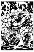 THE THING by Brian Denham by DaneRot
