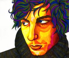 Syd Barret by DreamsOfDownfall