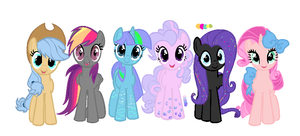 MSix Adopts (OPEN) by MissMagicalWolf