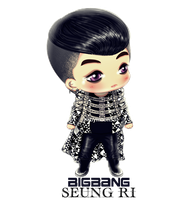 Seungri _ Monster MV by babymoon321