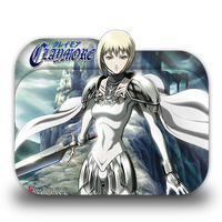 Claymore Folder Icon by Minacsky-saya