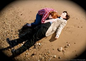 Amy Pond - The Death of the Doctor by moonflower-lights
