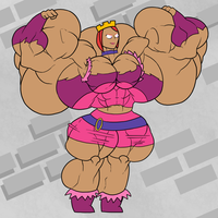 Beefy Candy by TheCottonCandyQueen