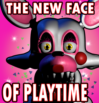 C4D|Remake|Mangle Poster by YinyangGio1987