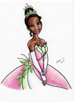 Wonderful Tiana by Chalaya