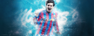 Lionel Messi by GersonDesign