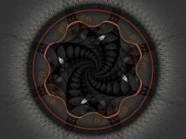 Black Spiral by tsims533