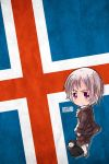 Hetalia iWallpapers - Iceland by Dreamweaver38