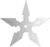 Shuriken star by patomite