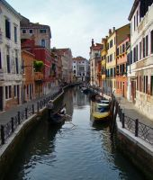 Venice Canal by explicitly