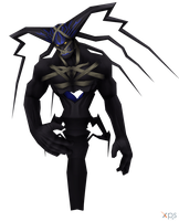 Xehanorts Heartless [XPS] by LexaKiness