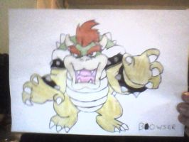 Bowser by jack9730