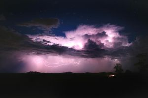 Lightning Storm by scoot75