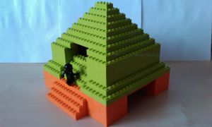 Lego Temple? by MG18