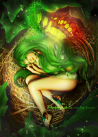 Emerald by Morrigan-LE