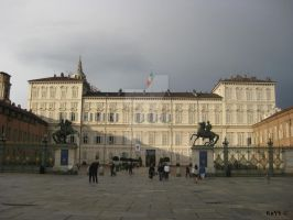 Palazzo Reale Turin,Italy by Khrys90