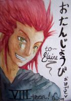 axel by cottonball