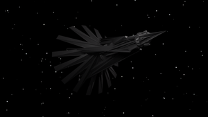 Starship Ascalon by cheeseycom